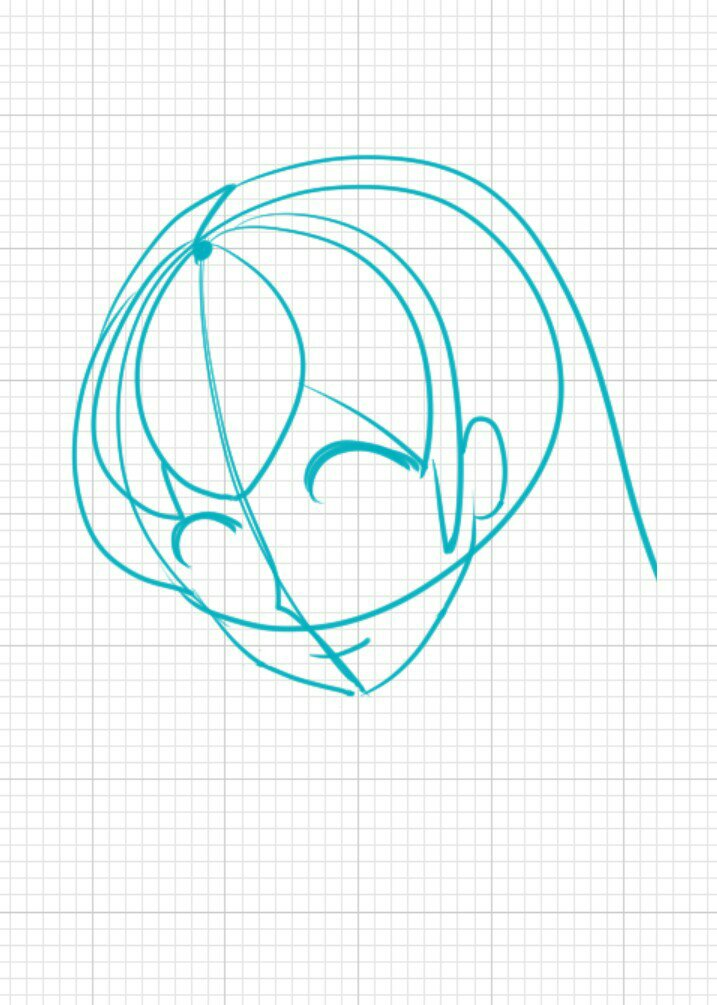 How to draw anime girls