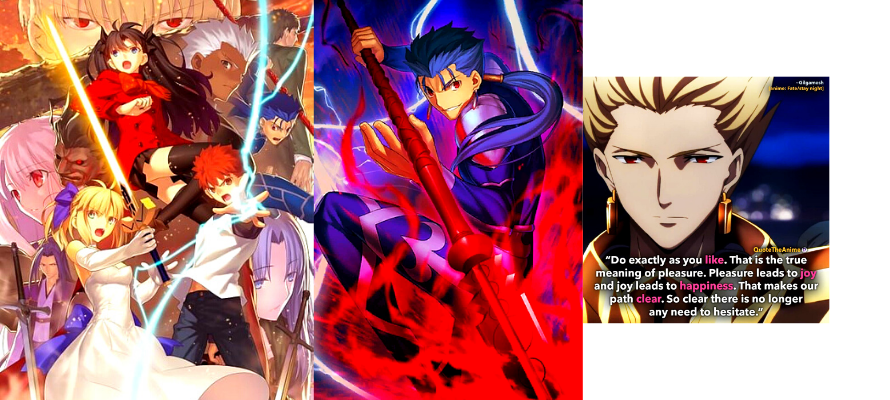 Fate stay night anime