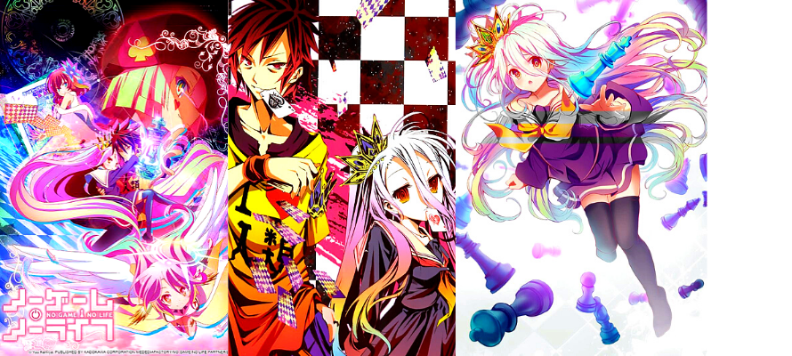 No Game No Life list of the best anime