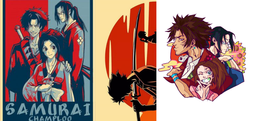Samurai Champloo list of the best anime