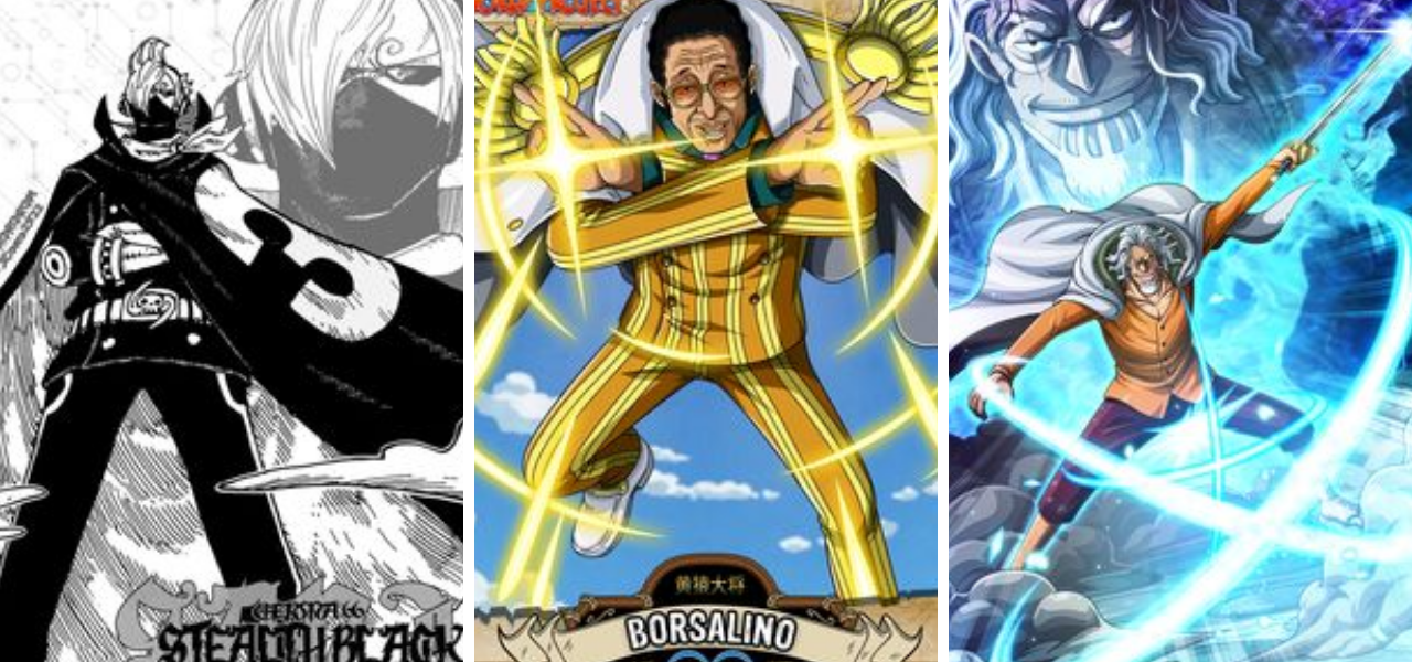 Top 10 fastest characters in One Piece
