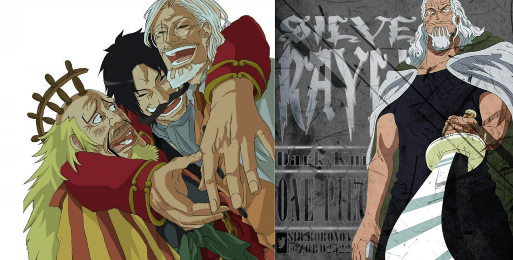 Dark King Silvers Rayleigh| who is Rayleigh | His devil fruit (One Piece)