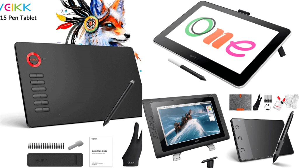 Top 10 best drawing tablets of 2021 – Review and buying guide