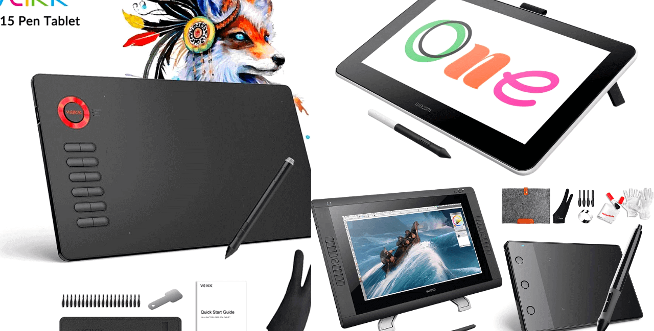 Best drawing tablets 2020 -2021